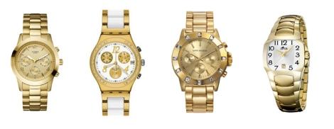 Guess, Swatch, Mark Maddox, Lotus
