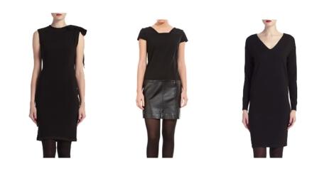 Vestidos LBD de Miriam Ocariz, Cortefiel y Ralph Lauren