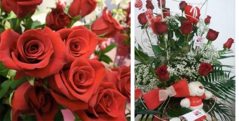 Propuestas florales para regalar en San Valentín de Adrimar Art Floral