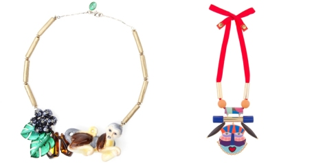 Collar in the jungle y collar Winjake de bimba y lola