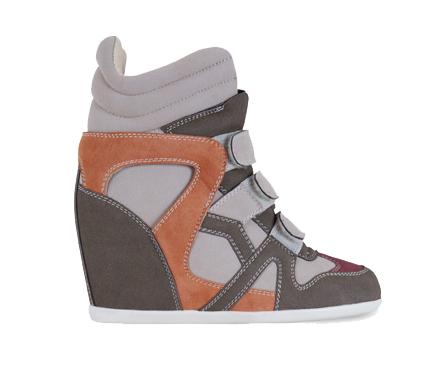 Sneaker de Blanco en trescolores por 45,99 euros