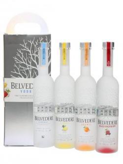 Belvedere vodka The Flavor Collection desde 46 euros
