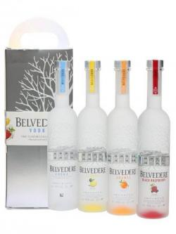 Belvedere vodka The Flavor Collection desde 46 euros