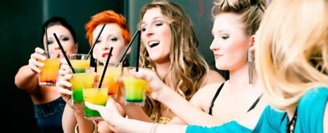 La beauty party es una excelente ocasión para disfrutar de un cóctel