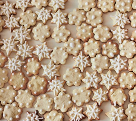 Estrellas y mil formas que nos propone Pimienta Rosa