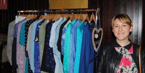Sandra Alcaraz nos ha hablado de su colección vintage y de su trayectoria profesional