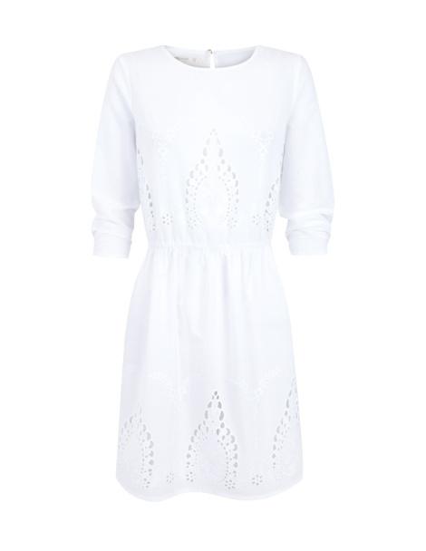 Vestido de Blanco Suite disponible por 18 euros