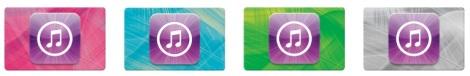 Tarjetas de regalo de i-tunes para descargar juegos, música, vídeos y mucho más