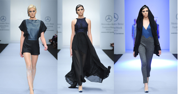 Faldas con vuelo, largas, cortas o prendas estrechas pero con líneas muy sobrias