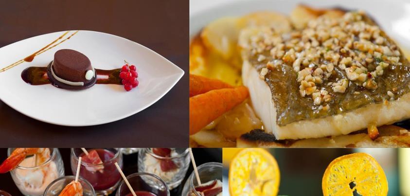 Cócteles, comidas y aperitivos para celebrar la comunión de tus hijos