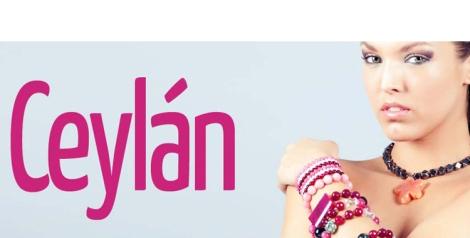 Imagen publicitaria de la colección Ceylan