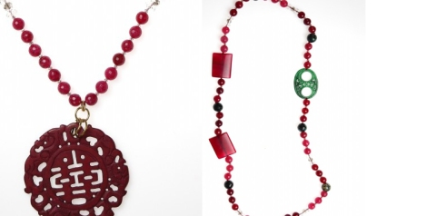 Diversas propuestas de Mulet con jade, mi piedra favorita