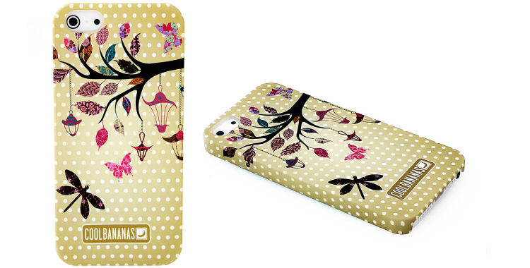 Funda gold tree de Cool Bananas