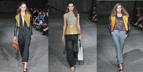 Combinaciones tricolor de Mancandy en la Fashion Week de México