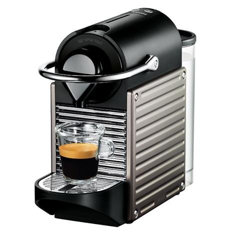 Máquina de café para cápsulas Nespresso disponible en El Corte Inglés