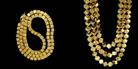 Colección Mexican Geometry. Artistas de la talla de Madonna han lucido estas piezas