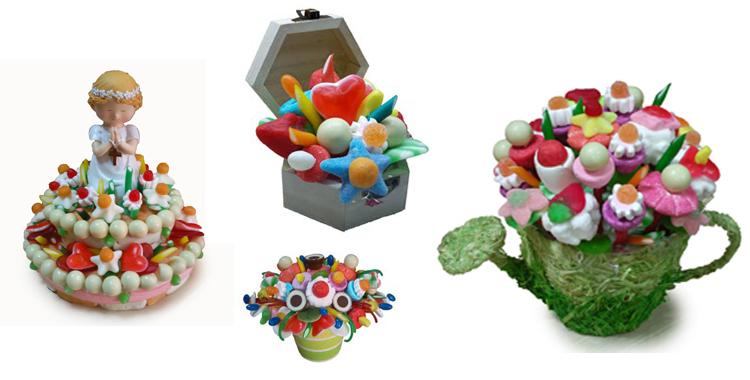 Chuches de Nora Dulces y Salados para regalar