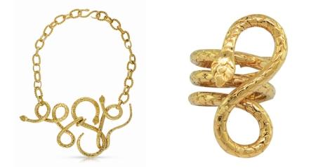 Colección Poisón. La elegancia de las serpientes