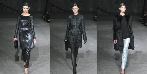 Negro absoluto y elegancia para la mujer del siglo XXI