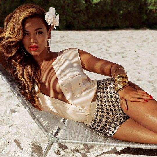 Beyoncé para la campaña de verano de H&M