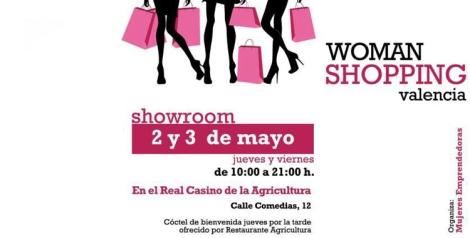 Woman Shopping Valencia