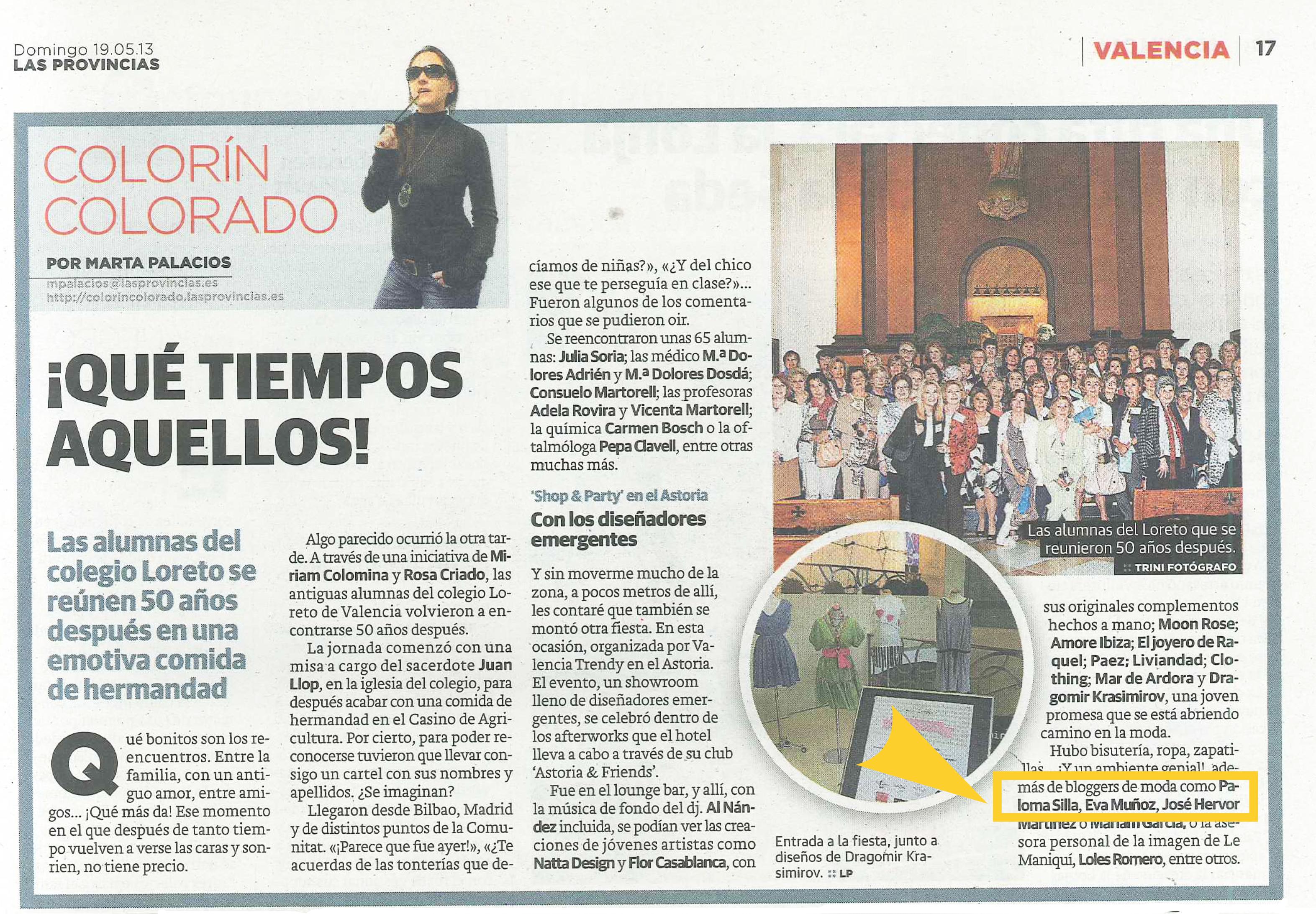 Detalle de la imagen publicada en la edición impresa de Las Provincias el domingo 19 de mayo de 2013