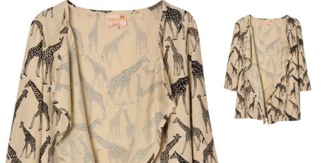 Kimono de Dolores Promesas primavera verano 2013