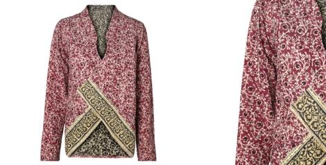Kimono de Mango colección primavera verano 2013