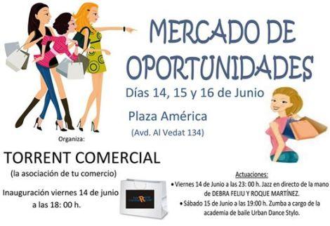 Mercado de oportunidades en Torrent (Valencia)