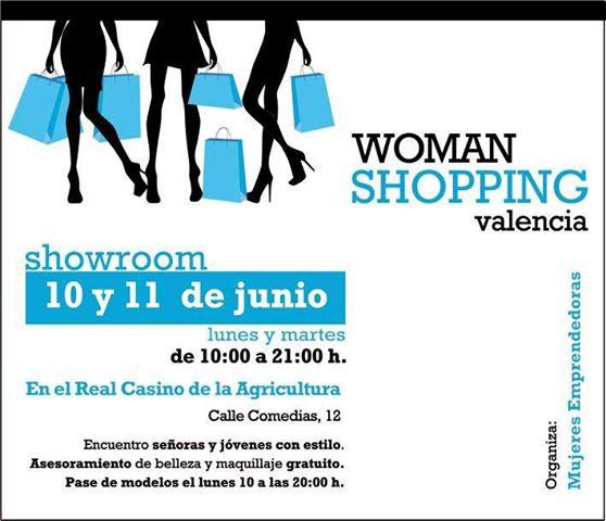Showroom organizado por Mujeres Emprendedoras
