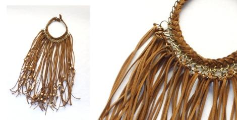Collar Santa Rosa de Isha Kandisha
