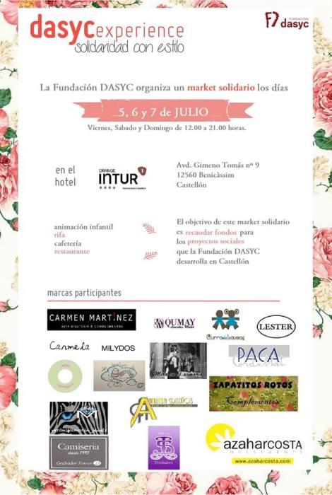 Dasyc experience se celebrará los días 5,6 y 7 de julio en Benicàssim (Castellón)