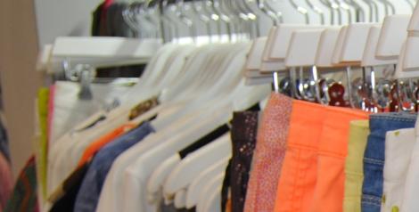 Disposición de prendas en el interior de R&G
