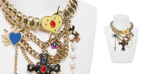 Le Majorelle de Bimba&Lola es un collar perfecto porque nos dará volumen en la parte superior