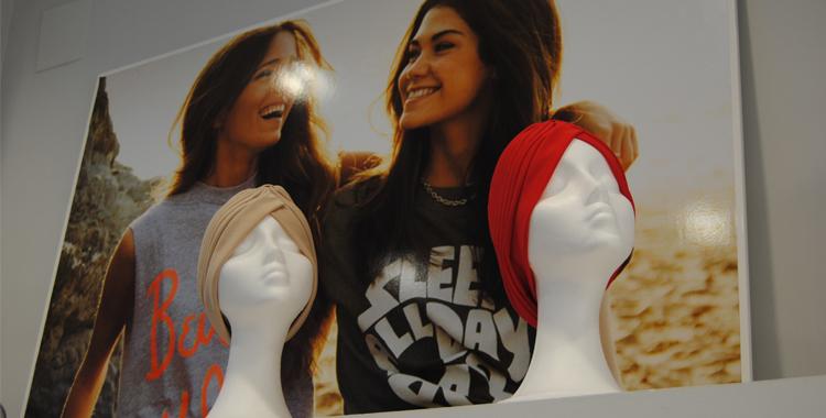 Turbantes de la colección verano 2013