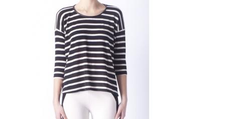 Camiseta de rayas estilo marinero de shana.com