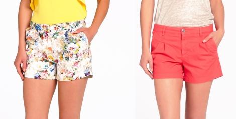 Shorts de Elogy (El Corte Inglés)