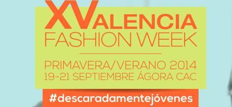Imagen de la nueva edición de la Valencia Fashion Week