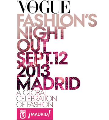 Vogue Fashion Night Out - 12 de septiembre de 2013