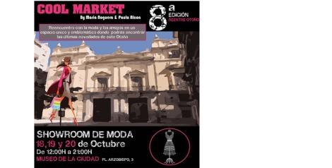 La VIII edición de Cool Market se celebrará en un palacete en el centro de la ciudad