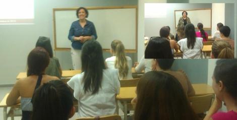 curso imagen personal y personal shopper en EIP valencia  Paloma Silla