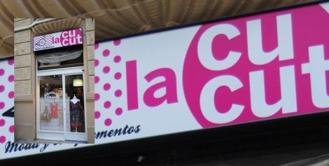 Fachada de La Cucut ubicada en la calle Adressadors, 11, Valencia