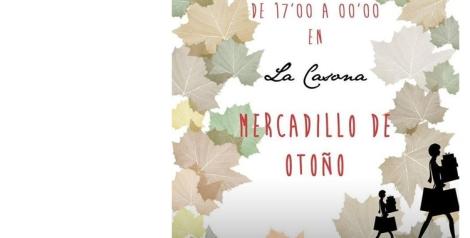 Mercadillo de otoño en Rocafort