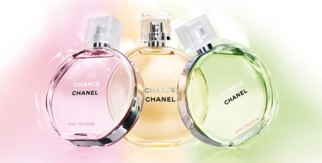 Perfumes Chanel Chance