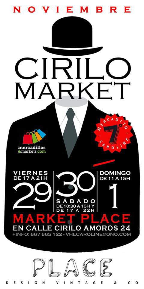 Cirilo Market del 29 de noviembre al 1 de diciembre