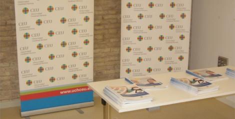 La universidad Cardenal Herrera CEU estuvo presente con su oferta formativa