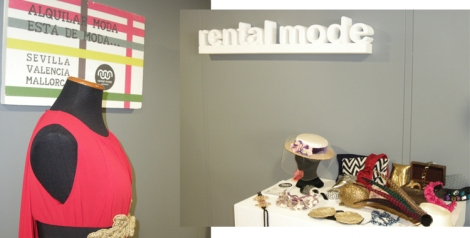 Rental mode en el showroom del congreso