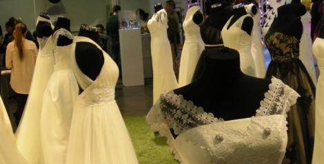 Vestidos de la colección nupcial de Miquel Suay