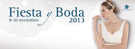 Imagen promocional de Fiesta y Boda Valencia 2013