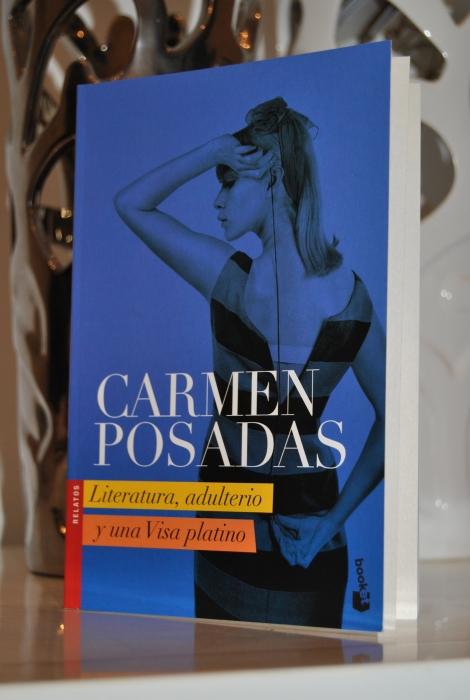 Literatura, adulterio y una visa platino de Carmen Posadas, el regalo de Destáca-te para Reyes 2014